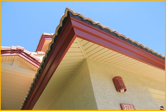 Soffit And Fascia Exterior Remodelers Of Americaexterior